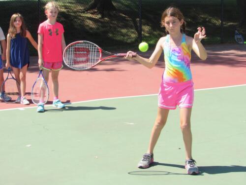 Tennis Camps